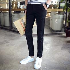 Consto - Straight-Cut Pants