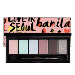 banila co. - Fall In Seoul Eye Shadow Palette (#03 Bukchon Gorgeous)