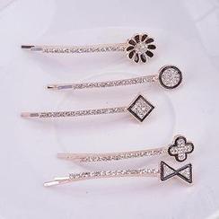 Best Jewellery - Rhinestone Hair Clip