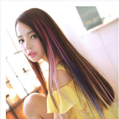 My Style Wigs - Clip-In Hair Extension - Gradient Straight