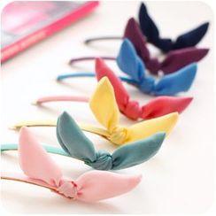 默默愛 - 飾蝴蝶結髮夾