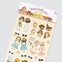 Full House - Stickers