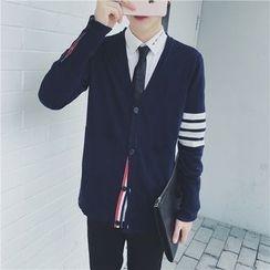 Simsam - Striped Cardigan