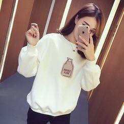 Ashlee - Printed Sweatshirt