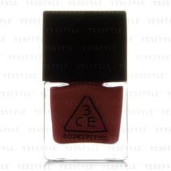 3 CONCEPT EYES - Nail Lacquer (#RD03)