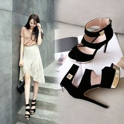 Pristeen - High-Heel Sandals