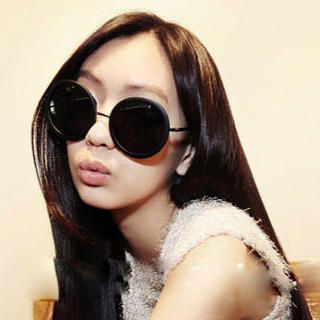 Cuteberry - Round Sunglasses