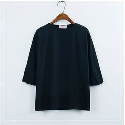 Serenite - 3/4-Sleeve T-Shirt