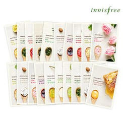 Innisfree - It's Real Squeeze Mask 1pc (16 Flavors)