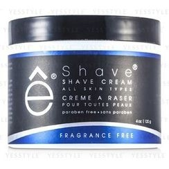 eshave - Shave Cream (Fragrance Free)
