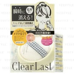 BCL - ClearLast Face Power High Cover SPF 23 PA++ (Shiro-Hada Ocher)