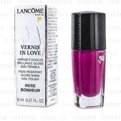 Lancome - Vernis In Love Nail Polish - # 345B Rose Bonheur