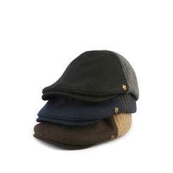 Ohkkage - Color-Block Hunting Cap