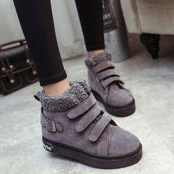 Wello - 魔術貼短靴