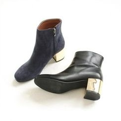 GLAM12 - Ankle-Length Boots