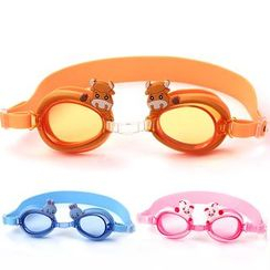 Mermaid's Tale - Animal Swim Goggles
