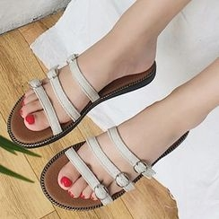 SouthBay Shoes - Strapped Sandals