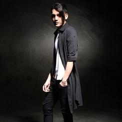 Simsam - Linen Long Shirt