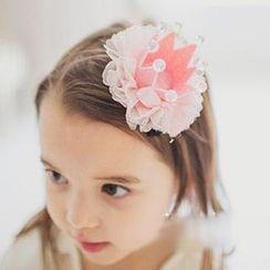 Chapa - 兒童皇冠髮夾