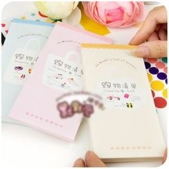 Momoi - Mini Travel Account Book