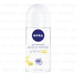 NIVEA - 48h Women Deo Roll-On (Extra White and Firm Q10)