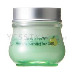 Skinfood - Fresh Apple Sparkling Pore Cream
