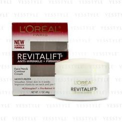 L'Oreal - RevitaLift Anti-Wrinkle + Firming  Face/ Neck Contour Cream