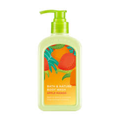 Nature Republic - Bath & Nature Body Wash (Apple Mango) 250ml