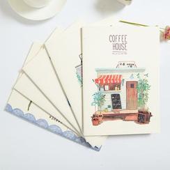 Show Home - B5印花筆記本