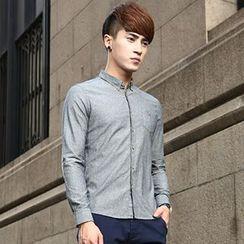 WOOG - Long-Sleeve Oxford Shirt