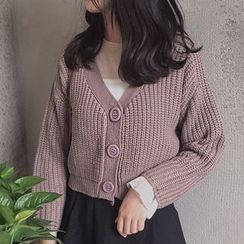 Dasim - Chunky Knit Cardigan