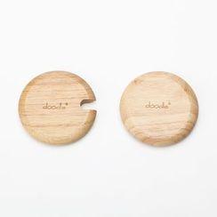 Gukan - Wood Cup Lid