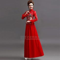 Angel Bridal - Cheongsam Evening Gown