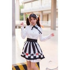 GOGO Girl - Maid Long-Sleeve Blouse