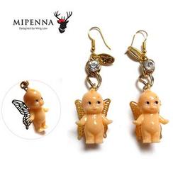 MIPENNA - BB蝴蝶仙子-耳环