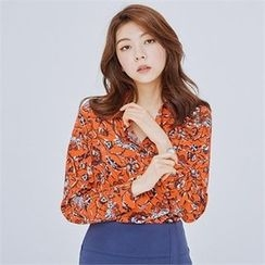 MAGJAY - Floral-Pattern Blouse