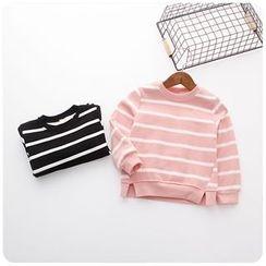 Rakkaus - Kids Striped Pullover