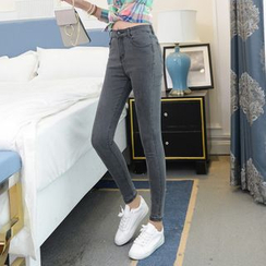 Denimot - 窄身牛仔褲