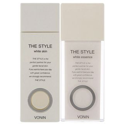 VONIN - The Style White Set: Skin 135ml + Essence 80ml + Skin 35ml + Sun Cream 13ml