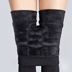 Bonas - Fleece-Lined Leggings