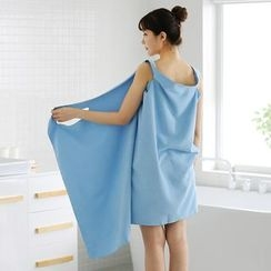 Lazy Corner - Wrapped Bath Towel