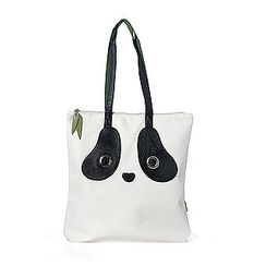 Morn Creations - Panda Tote Bag