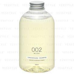 TAMANOHADA - Shampoo (#002 Musk)