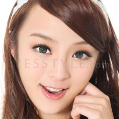 GEO - Flower Lens WFL-A13 (Xtra Lotus Green) [P-0.00 ONLY]
