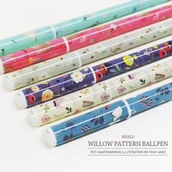 iswas - 'Willow Story' Series Pattern Ball Pen