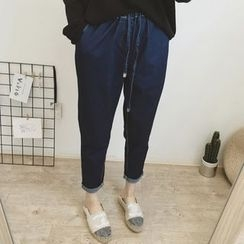 TriStyle - Drawstring Jeans