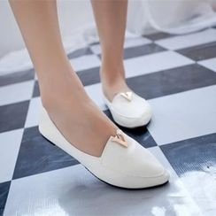 Sofree - Pointed Loafers