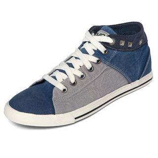 yeswalker - Studded Two-Tone Sneakers