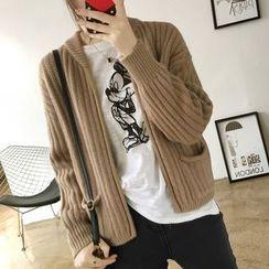 YASOO - 羅紋開衫