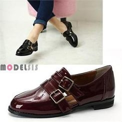 MODELSIS - Buckled Loafers